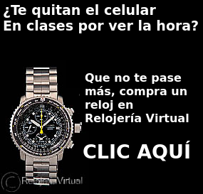 Relojería Virtual 1