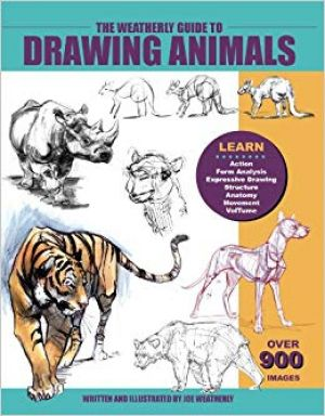 The Weatherly Guide to Drawing Animals (PDF) - Joe Weatherly