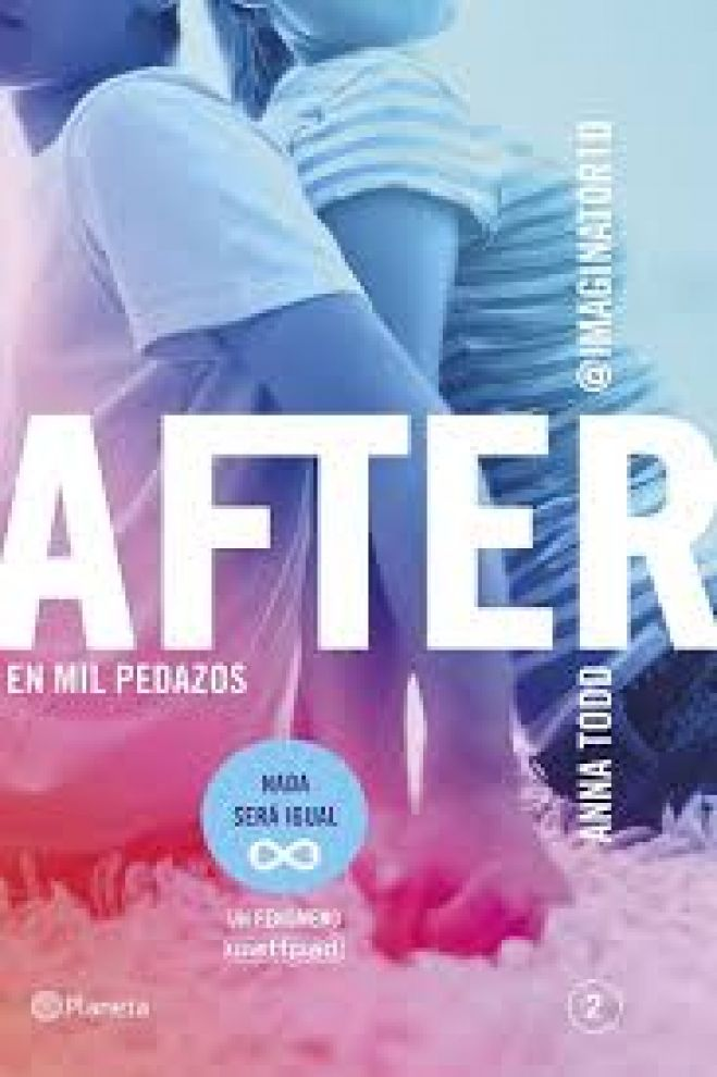 After. En mil pedazos (PDF) -  Anna Todd