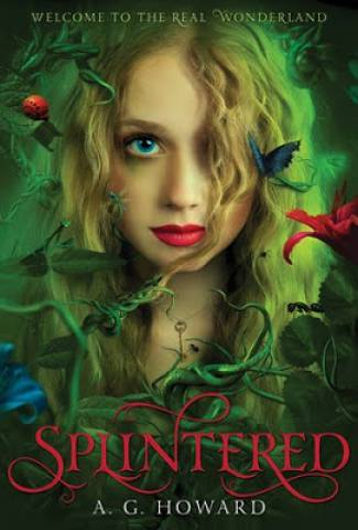 Splintered (PDF) (Todos los libros) -AG Howard