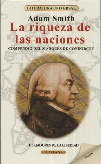 La riqueza de las naciones (EPUB) -Adam Smith