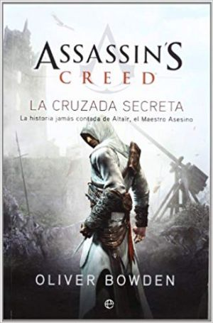 Assassins Creed III: La Cruzada Secreta (PDF) - Oliver Bowden