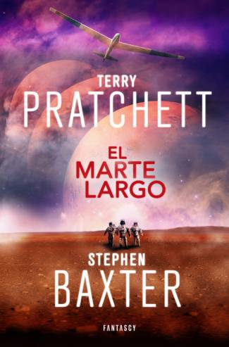 El marte largo (PDF) - Terry Pratchet