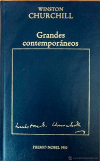 Grandes Contemporáneos (PDF) -Winston Churchill