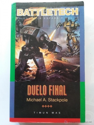 Duelo final (PDF) - Michael A. Stackpole