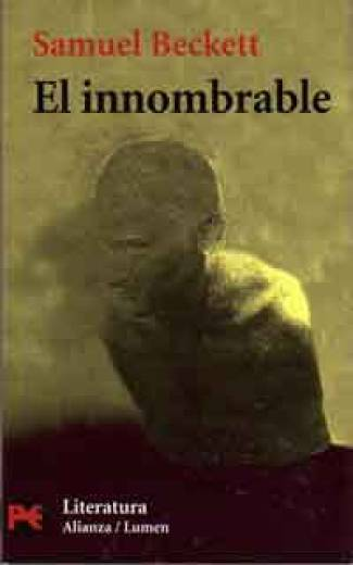 El Innombrable (PDF) -Samuel Beckett