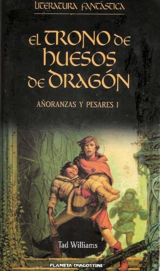 El trono de huesos de dragon (EPUB) -Tad Williams
