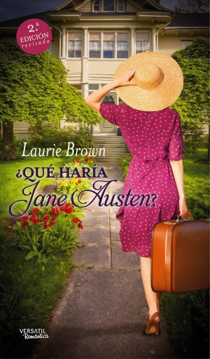 ¿Qué haría Jane Austen? (EPUB) -Laurie Brown