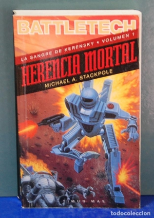 Herencia mortal (PDF) - Michael A. Stackpole