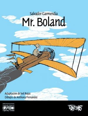 Mr Boland (PDF) - Salvador Garmendia