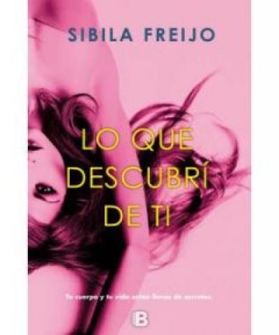 Lo que descubrí de ti (PDF) - Sibila Freijo