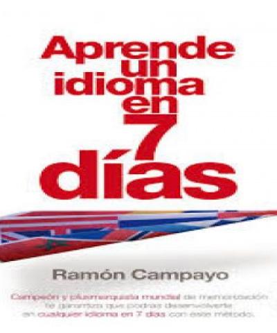 Aprende un idioma en 7 días (PDF) - Ramón Campayo